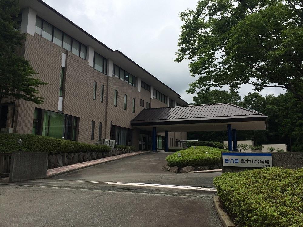 19.7.23 富士山合宿場 全景